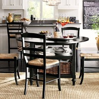 Shayne Table & Isabella Chair Set