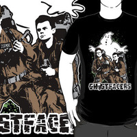 Who you gonna call? GhostFacers! Unisex T-Shirt