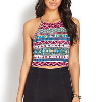 Favorite Tribal Print Top