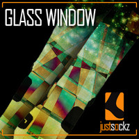 Custom Nike Elite Socks : Glass Window