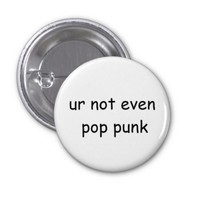 Pop Punk Button