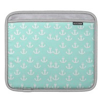 Anchors Away iPad Sleeve
