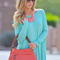 PIKO Wallflower Tunic - Mint