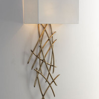 John-Richard Collection Abstract Wall Sconce