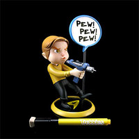 Q-Pop Star Trek Trekkies Figures