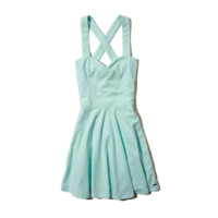Pelican Point Knit Skater Dress