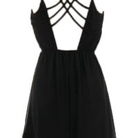 Cut Out Back Dress - 29 N Under