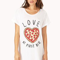 Pizza Lover Sleep Shirt