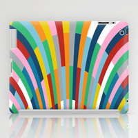 Rainbow Bricks iPad Case by Project M