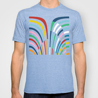 Rainbow Bricks T-shirt by Project M