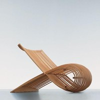 Contemporary Wood Chairs - Opulentitems.com