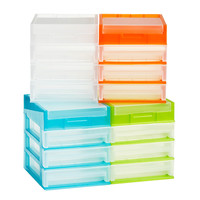 3-Drawer Desktop Organizer