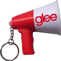 Glee TV Show Talking Megaphone Keychain