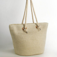 Handbags | Handbags | Large Straw Tote Bag | Lord and Taylor