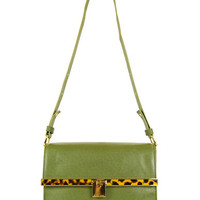 Handbags | Handbags | Kristin Faux Leather Shoulder Bag | Lord and Taylor