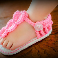 Baby girl Sandals-Newborn shoes-sandals