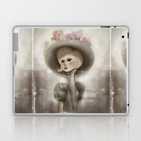 Bloom in the City Laptop & iPad Skin by Ben Geiger