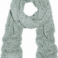 Wool and the Gang | Lacey Sissi open-knit cotton scarf | NET-A-PORTER.COM