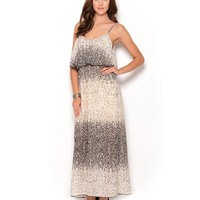 Trinity Printed Maxi Dress - Made in USA - 			        	Junior Girls and Boys Apparel & Accessories
