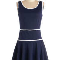 Drop by and Delight Dress | Mod Retro Vintage Dresses | ModCloth.com
