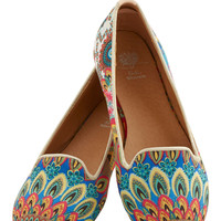 Full of Life Loafer | Mod Retro Vintage Flats | ModCloth.com