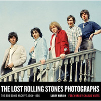 ROLLING STONES LOST PHOTOGRAPHS