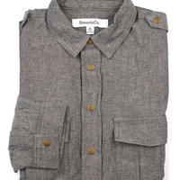LOSANGELIST ? SMOOTH CO. / CHAMBRAY SHIRT JACKET There?s lots...