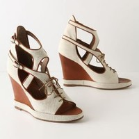 Stacked Windows Wedges-Anthropologie.com