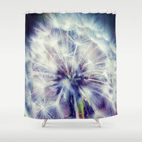 POOF Shower Curtain by DuckyB (Brandi)