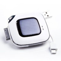 External Mobile Power Solar Charger