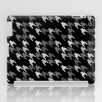 Toothless Black and White iPad Case by Project M