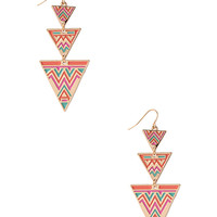 Boho Babe Drop Earrings