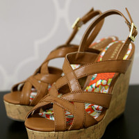 Madden Girl 'Ennette' Wedge