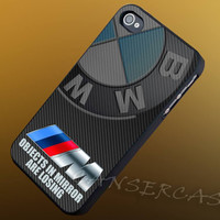 BMW Rare Logo - iPhone 4/4s/5c/5s/5 Case - Samsung Galaxy S3/S4 Case - Black or White