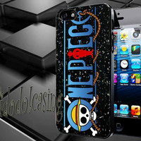 One Piece Logo Case For iPhone 4/4s, iPhone 5/5S/5C, Samsung S3 i9300, Samsung S4 i9500 *rafidodolcasing*