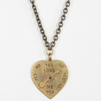 Lux Revival X Urban Renewal Love Meter Necklace - Urban Outfitters