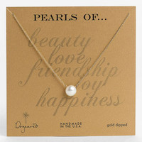 Dogeared Boxed Freshwater Pearl Necklace | Nordstrom