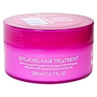 Lee Stafford Breaking Hair Treatment - 6.7 oz