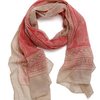With Love From CA Paisley Handkerchief Scarf at PacSun.com