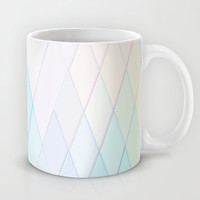 Re-Created Vertices No. 14  Mug by Robert S. Lee