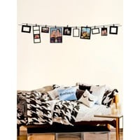 Clothesline Frames Decal