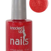 Maternity Safe Nail Polish – Nail for Pregnancy – Santa Baby Red : Knocked Up Nails