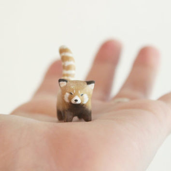 Baby Red Panda- The Totem Nursery