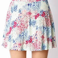 Merry Meadow Skater Skirt