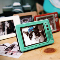 Retro TV Instax Mini Photo Frame