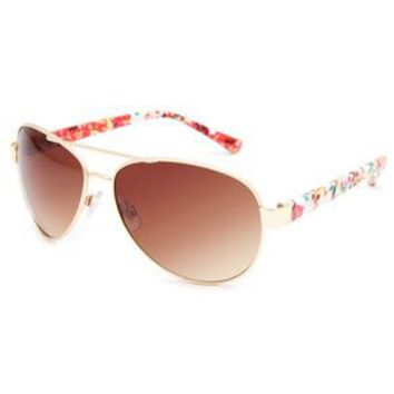 FULL TILT Sweet Tart Aviator Sunglasses