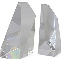 Acrylic Bookends