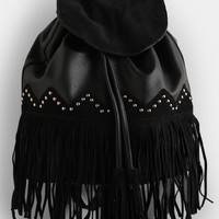 Zeitgeist Fringe Detail Backpack