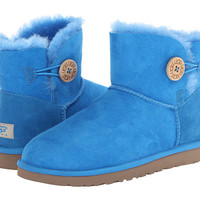 UGG Mini Bailey Button Cornsilk - Zappos.com Free Shipping BOTH Ways