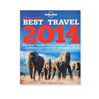 Lonely Planet Best in Travel 2013 Book - Urban Outfitters